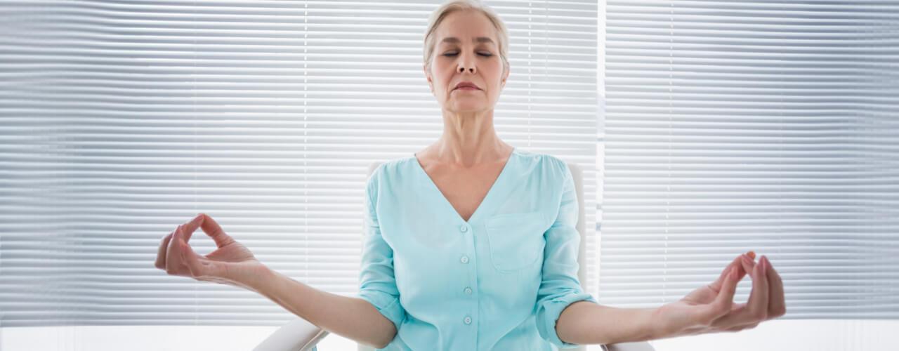 Chair Yoga Wallingford, CT